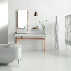 Bisazza Bagno just launched in ISH (Frankfurt) with a new collection by Jaime Hayon.
