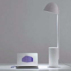 Bitossi Ceramiche will launches a limited edition of 49 Lamps from French Designers Ronan & Erwan Bouroullec
