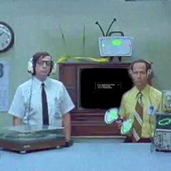 On bizarro internet videos ~ Devo + Tivo + aliens + retro conspiracy theories?
