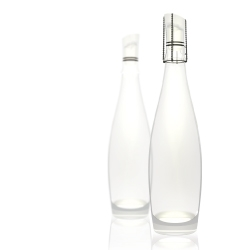 Product design consultancy Draw have released their latest concept for a high quality spring water bottle. Keep an eye out for fresh products in the near future from this creative new company.