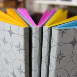 Bright Booklet set from OrangeBeautiful