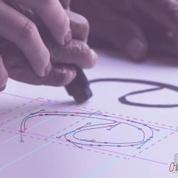 Real Characters: An initiative towards legacy, turning elderly people's handwriting into typography.