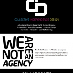 Collective Independence Design - A twist on design. Check out the profiles of the talented designers as well as client lists and other information about CID.