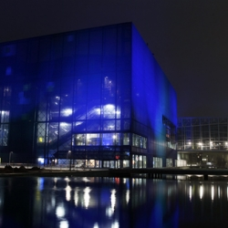 The Danish National Radio Concert Hall - signed by Jean Nouvel - has opened recently in Copenhagen...