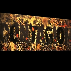 Toronto advertising agency, Lowe Roche, grows a billboard out of live bacteria to promote the new Warner Bros. film, Contagion.