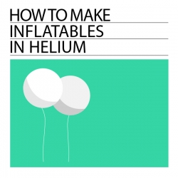 CookingArchitecture teams up with Jorge Amaya and Kyle Barker to create a floating balloon installation for the MIT Architecture Open House!