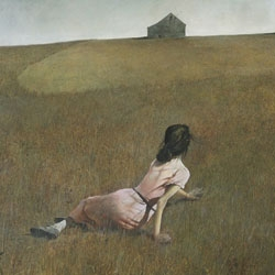 Andrew Wyeth, painter of Christina's World, amongst others, has passed away at the age of 91. The Times has an article about his life.