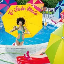 """Mile Aldriges worked with Lavazza for their 2010 calendar. Their 18th calendar visually interprets six Italian classic songs: """"Va' Pensiero"""", """"Guarda Che Luna"""", """"'O Sole Mio"""", """"Con Te Partirò"""", """"Baciami Piccina"""" and """"Nessun Dorma""""."""