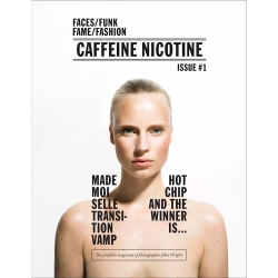 Caffeine Nicotine magazine from John Wright Photography and Inventive and Co