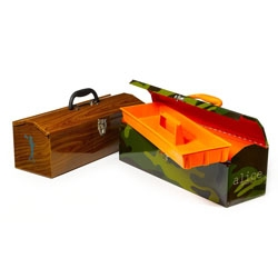 Alice Supply Co's Modern Toolboxes - COOLEST. TOOLBOXES. EVER. imagine the possibilities...