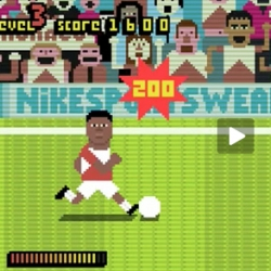 """The Game is never over"" - nice retro-gaming ad for Nike Sportswear. Produced by Partizan."