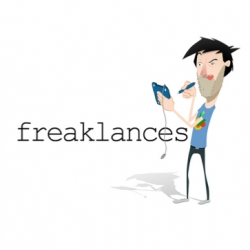 Freaklance is a web-series very well produced and illustrated by Julio Garma and Alex Otero. It talks humorously about people who work as a freelancer.
