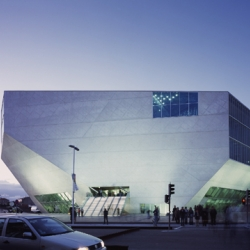Today it is announced that theOMA's concert hall, Casa da Musica, situated in the historical centre of Porto, Portugal has received the European Award from the Royal Institute of British Architects (RIBA).