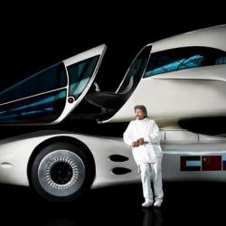Extravagant Designs by Luigi Colani