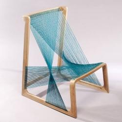 Silk Chair Design by Alvi Design.