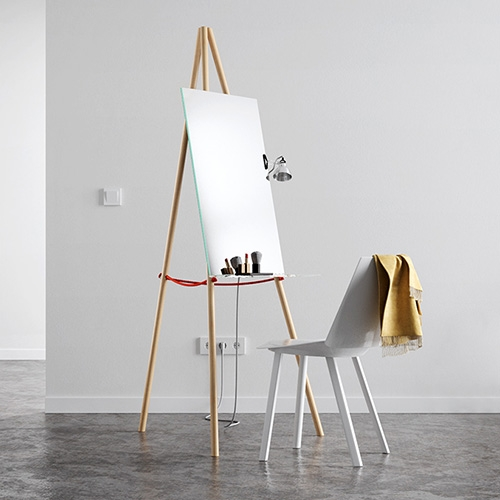 Mirror Me make up table designed by Viktor Pucsek -N3ST.project