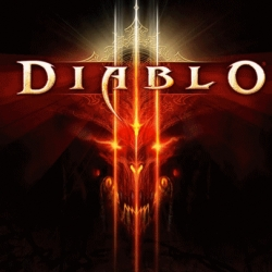 """Diablo 3, by Blizzard Entertainment. Announced today at World Wide Invitational. Check the site's artwork.  """"And the Heavens Shall Tremble""""."""