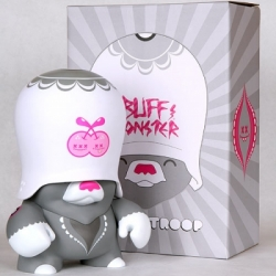 LA street artist, Buff Monster will be releasing a small number of the long-awaited 10-inch Teddy Troop figures. The production quality is amazin!