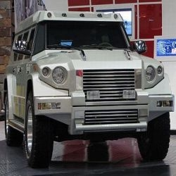 DARTZ SUV – the most Ultra-luxury and expensive Russian SUV. One can have it for $1.5M