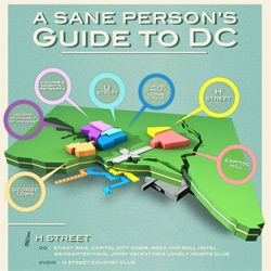 Coming to DC this weekend? Here's your guide to sanity.