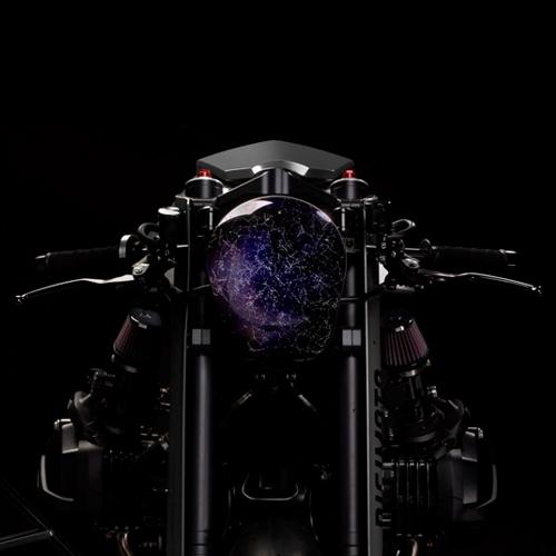 DIGIMOTO - The future bike experience designed by Zanzotti.