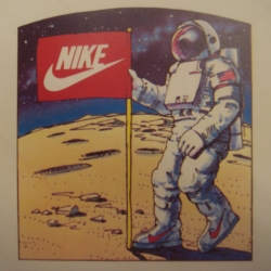 Video of classic NIKE designs.