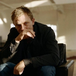 """Photographer Sam Taylor-Wood shot famous movie actors with heart-felt sobs for her """"Crying Men"""" collection."""