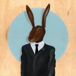 David Lynch | Rabbit by Famous When Dead :)