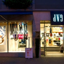 """""""Shopping turned on its head"""" isn't just a meaningless tagline for GAP. They literally mean it. To promote their new loyalty program, Sprize, the GAP in Vancouver, BC turned its entire store upside-down."""