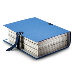 A beautiful way to hold your documents from German Manufactum
