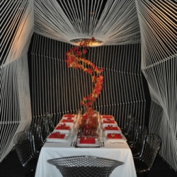 First Pics from the DIFFA - Dining by Design exhibit at the Architectural Digest Home Design Show 2010 in New York. Amazing!