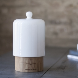 """Dos Pavos"" by Mr. Simon Design Studio. Re-styling of the traditional piggybank, designed to store 2 euros coins."