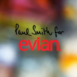MAKING OF : EVIAN x Paul SMITH (video)