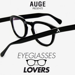Eyeglasses for lovers. Designed by AUGE.