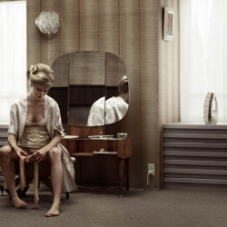 Erwin Olaf, Dutch fine art and commercial photographer...