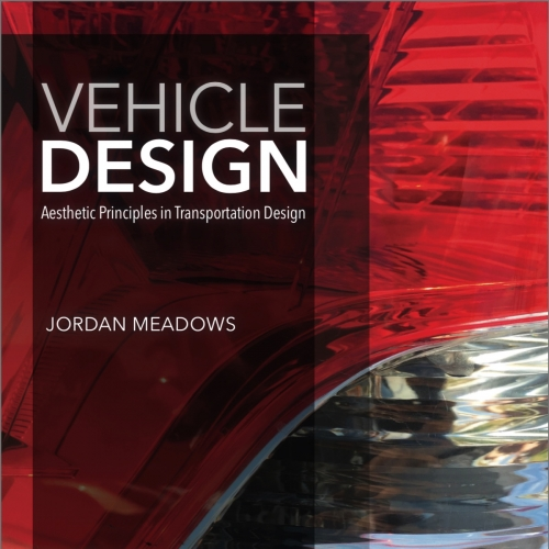Vehicle Design: Aesthetic Principles in Transportation Design by Jordan Meadows. As a key member of the Mustang design team (and much more), Jordan shares the methods and processes designers use to create and develop stunning cars!