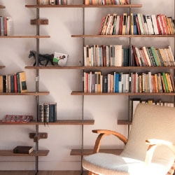 Minimum Book is ready-made perpetual bookshelf, expandable and adjustable in all ways.