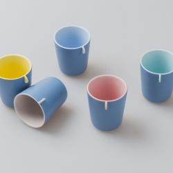Saniyo Ceramic Partyware Set.
