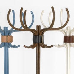 'Babe' coathanger by young Swedish designer Anna Kraitz for Källemo.