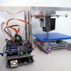 Build a BioPrinter at home, and 3D print in biological material