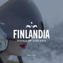 "A new responsive digital experience for Finlandia Vodka, inspired by its ""To The Life Less Ordinary"" global creative campaign."