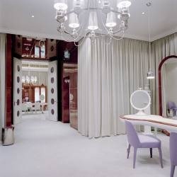 The Jewel of design gives a face lift to the jewel of aristocracy and glamour *Faberge Salon by Jaime Hayon in Geneva.
