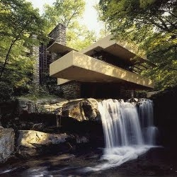 Frank Lloyd Wright's legendary Fallingwater home is now available to overnight guests.  The Fallingwater organization is offering a private run of the entire home for $1,195/night.