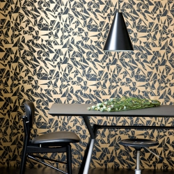 Danish company Ferm Living has unveiled their new 2010 collection of modern wallpaper, decals, pillows, and kitchen accessories!
