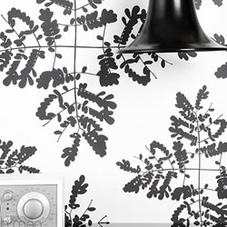 Unbelievable wallpaper by Danish company ferm LIVING.