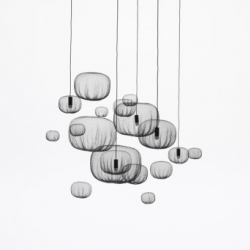 Nendo created a new series of objects for Carpenters Workshop Gallery, called the 'Farming-net' Collection.