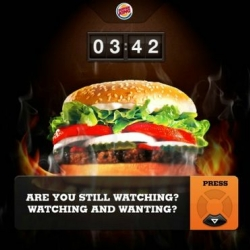 Free Burger King Whoppers for DirecTV Customers