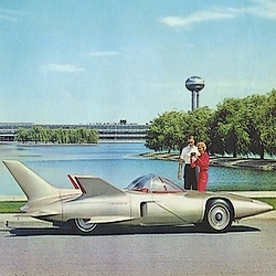 50's and 60's American Concept Cars gallery