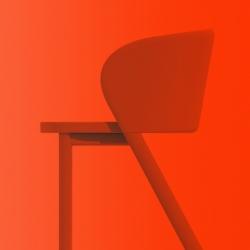 'New Gonçalo' from the original Gonçalo chair (Arcalo), a Portuguese design icon.
