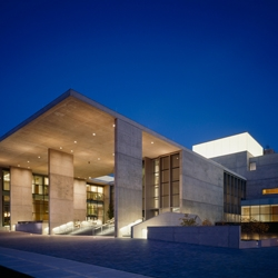 The Grand Rapids Art Museum is the first LEED Gold Certified Museum, combining great design and sustainability